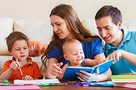 תואר שני בלימודי משפחה (.M.A)