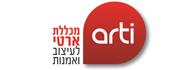 לוגו - מכללת ארטי לעיצוב ואמנות