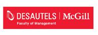 לוגו - Desautels Faculty of Management at McGill University