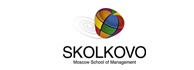 לוגו - SKOLKOVO