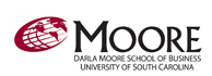 לוגו - Darla Moore School of Business