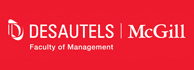 לוגו - Desautels Faculty of Management at McGill University
