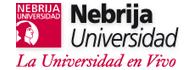 לוגו - Nebrija University
