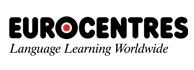 לוגו - רשת לימודי שפות בחו''ל - Eurocentres