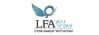 לוגו - אקדמיית LFA - המחלקה ללימודי מקצועות חופשיים