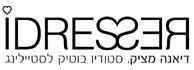 לוגו - I- DRESSER - סטודיו ללימודי סטיילינג מקצועי