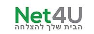 לוגו - מכללת NET4U - מכללת נט פור יו
