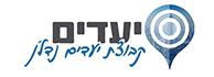 """לוגו - קבוצת יעדים נדל""""ן"""
