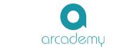 לוגו - arcademy