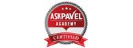 לוגו - AskPavel Academy