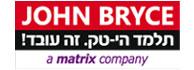 לוגו - ג'ון ברייס הדרכה