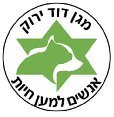 לוגו - מכללת מגן דוד ירוק