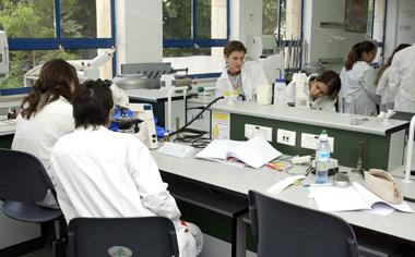 החוג למדעי בריאות הסביבה - מעבדות
