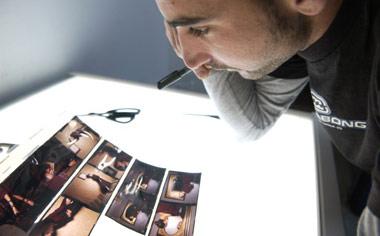החוג לתקשורת צילומית
