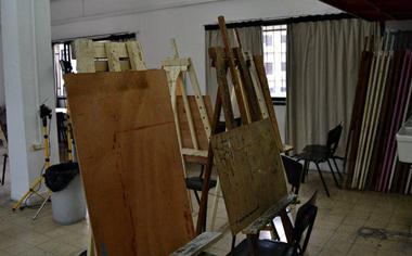 לימודים במכון אבני המכללה לאמנות ועיצוב ת''א